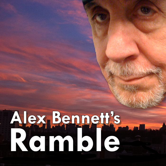 Alex Bennett's Ramble